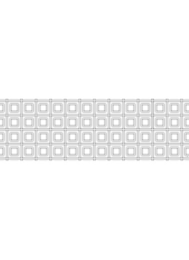 Artikel Kare Desenler Runner Masa Örtüsü 43,5X141,5Cm Renkli